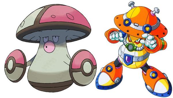 """Sự giống nhau """"kỳ lạ"""" giữa Pokémon và Mega Man X 4"""