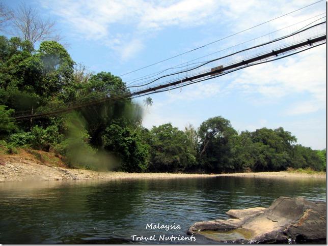 馬來西亞沙巴 九如河泛舟 溜索 (14)
