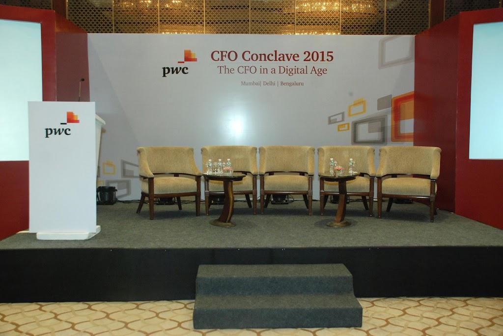 CFO Conclave 2015 - 2