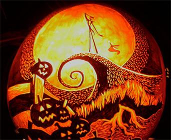 Nightmare Pumpkin, Halloween