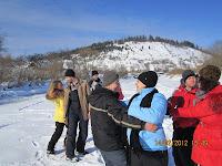 Фоторепортаж с тренинга по ньяса-йоге 12-18 февраля 2012г в Карпатах.712