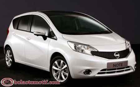 Spesifikasi dan Harga Nissan Note