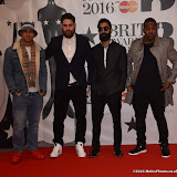 OIC - ENTSIMAGES.COM - Rudimental at the  The BRIT Awards 2016 (BRITs) in London 24th February 2016.  Raymond Weil's  Official Watch and  Timing Partner for the BRIT Awards. Photo Mobis Photos/OIC 0203 174 1069
