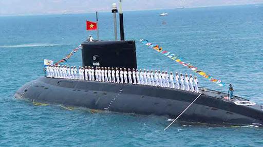 Kapal Selam Vietnam