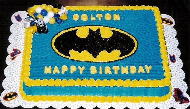 50 Best Batman Birthday Cakes Ideas And Designs iBirthdayCake