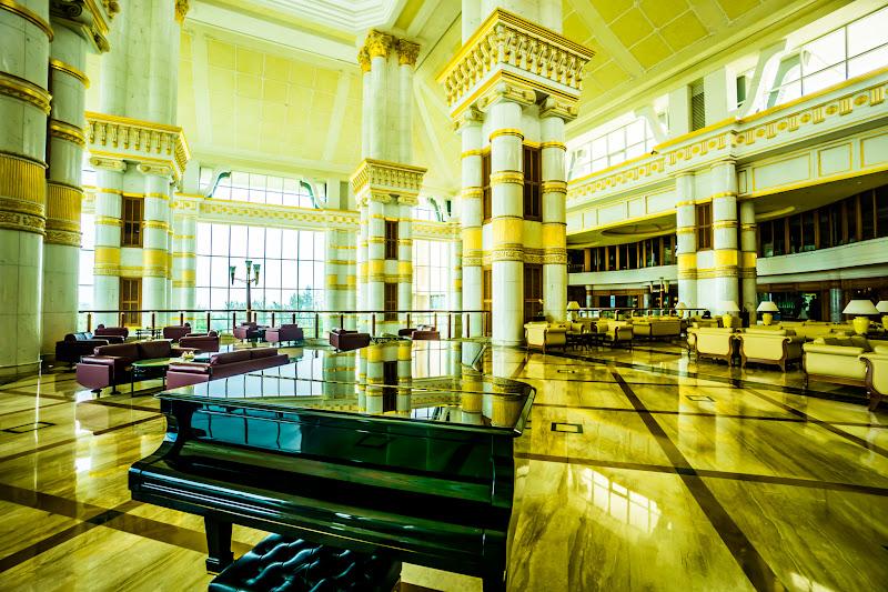 ブルネイ エンパイア・ホテル ロビー9