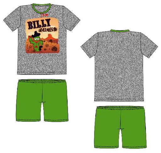 Kids Boys Short Sleeve T-Shirt, Pant