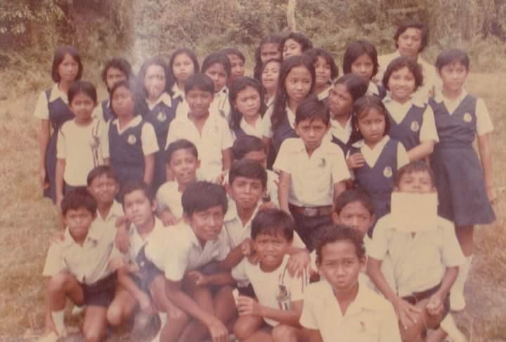 Kenangan semasa di sekolah rendah