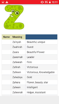 Download Kids Islamic Names Girls 2018 Apk Latest Version App For