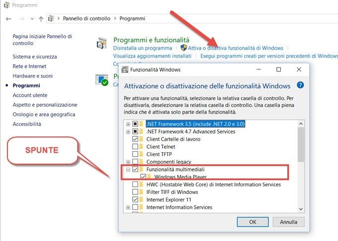 windows-media-player-attivato