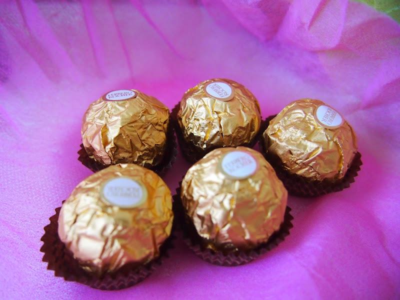 ロシェのチョコレート