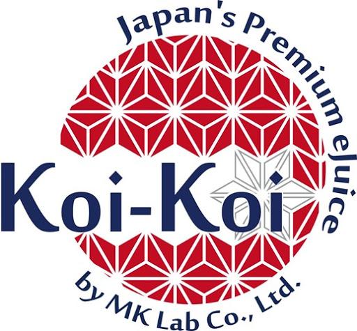 Koi koi thumb%255B2%255D - 【リキッド】MK Lab3か月連続リリース2本めはKOI-KOI(こいこい)ブランドから「三光 Three Glory」アップル&キャラメル&バニラリキッド。20mlと60mlで登場!!イラストも全ボトル変更へ