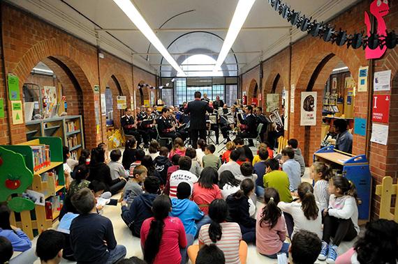 25 aniversario de la Biblioteca José Saramago, en La Vaguada