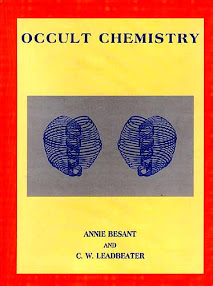 Cover of Charles Webster Leadbeater's Book Occult Chemistry