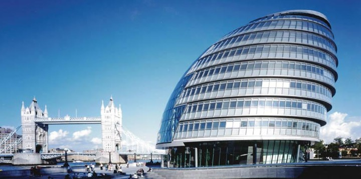 London City Hall, Great Britain