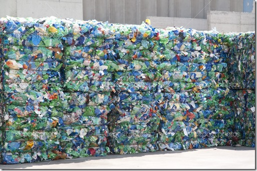 Plastic recycling - waste