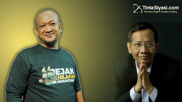 Kritik Mahfud MD Soal Indonesia Islami, Jurnalis: Sekuler kok Diaku Islami? Menyesatkan!