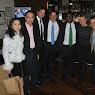 Ritz Carlton Dinner with Senator Skelos and Senator Hannon