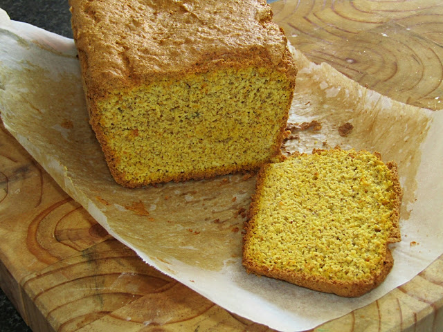 For The Love Of Banting Pumpkin Bread