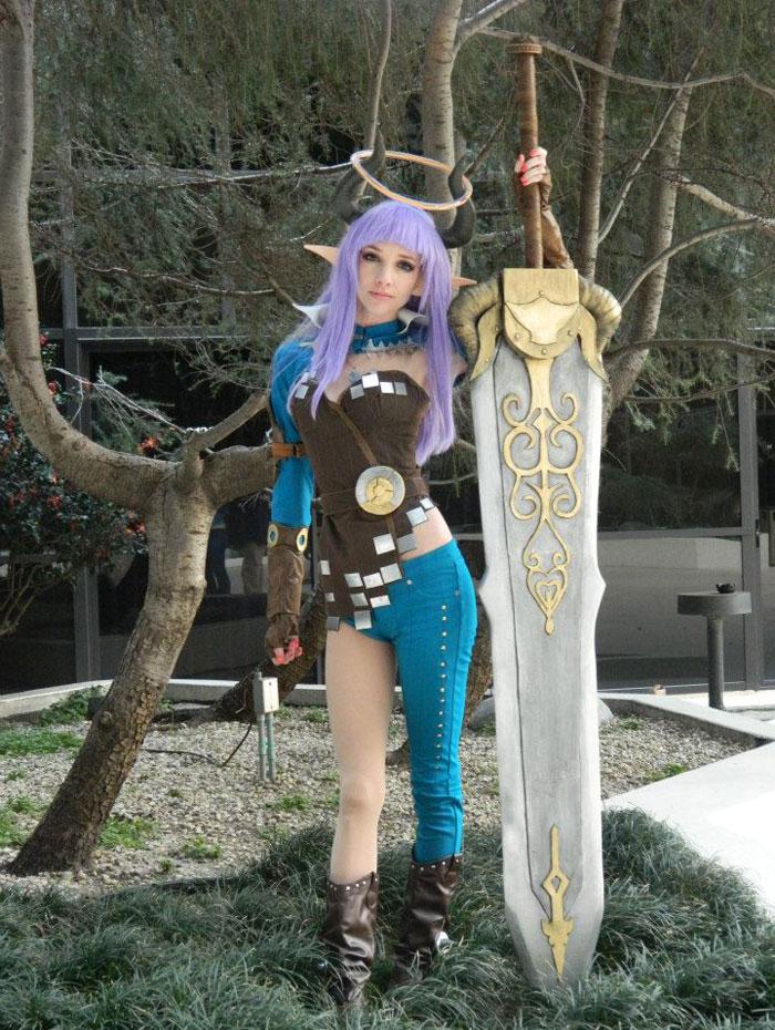 Tera Online: Nữ sát thủ tuyệt đẹp của tộc Castanic - Ảnh 3