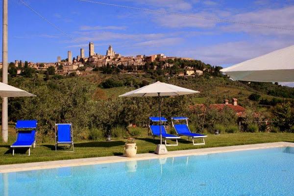 B&B San Gimignano Diffuso, Via di Cellole, 81, 53037 San Gimignano SI, Italy