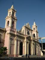 Saltas main square