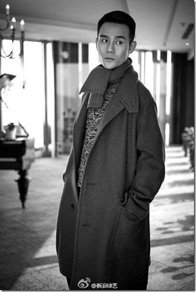 Wang Kai X Robb Report 王凱 X 羅博報告 2015 Dec 05
