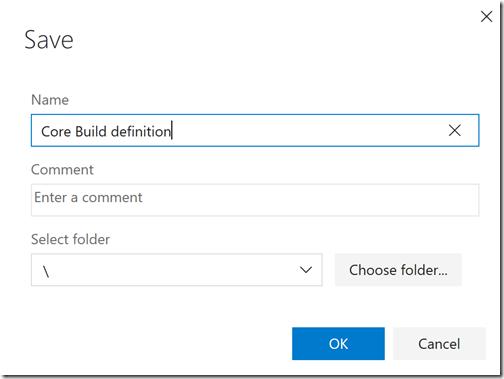 core-build-definition