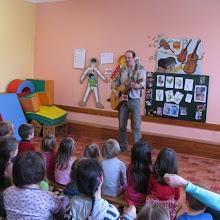 Divadlo a zpívaní ve škole