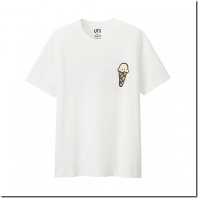 Uniqlo UT MEN Peanuts Short Sleeve Graphic T-Shirt 10