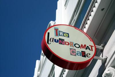 The Laundromat Cafe in Reykjavik Iceland