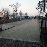 Skwer w centrum Dzi�gielowa