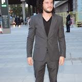 WWW.ENTSIMAGES.COM -    Kit Harrington   arriving at        BRIGHT YOUNG THINGS GALA 2014 at The National Theatre, London September 18th 2014A Young Patrons of the National Theatre gala event in support of emerging artists. The inaugural Bright Young Things Gala aims to raise vital funds in support of emerging artists at The National Theatre, and champion young philanthropy in the arts on a peer to peer level.                                               Photo Mobis Photos/OIC 0203 174 1069