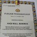 Ketua IWO Soppeng Raih Penghargaan Dari Polda Banten