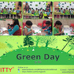 Green Day Celebration by Jr. kg Section (2018-19), Witty World, Goregaon East