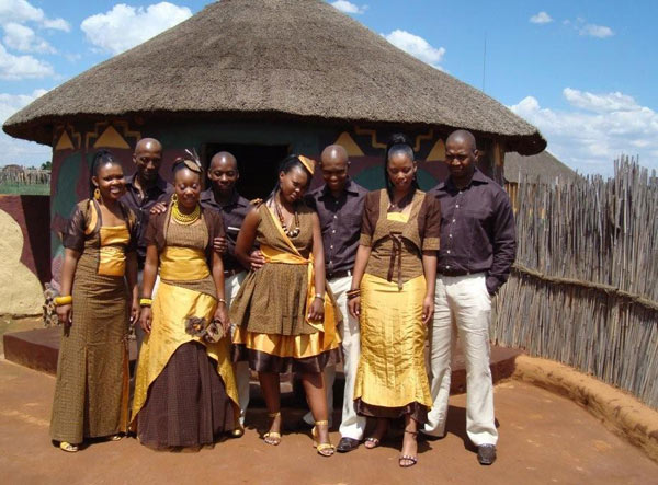 Sotho Traditional Wedding Dresses 2016 Styles 7
