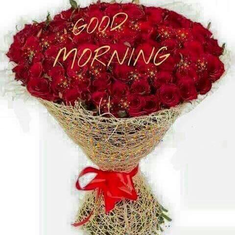 Good Morning Flowers 2018