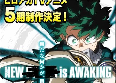 Watch My Hero Academia Season 5 Episode 8 English Subbed Release Date