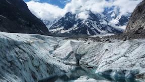 Moulins Mer de glace, Chamonix