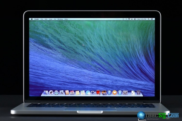 Kiểm tra macbook cũ để mua