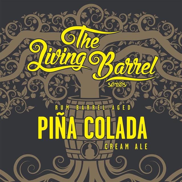 Funky Buddha Rum Barrel-Aged Pina Colada Coming 6/16