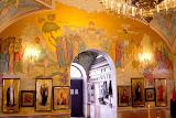Роспись в Свято-Алексеевнам храме г.Ижевск