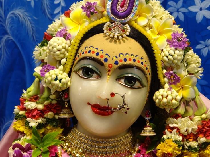 ISKCON Nigdi Deity Darshan 29 May 2016 (5)