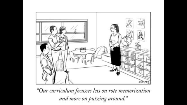 Learning With Literature: I like this New Yorker cartoon