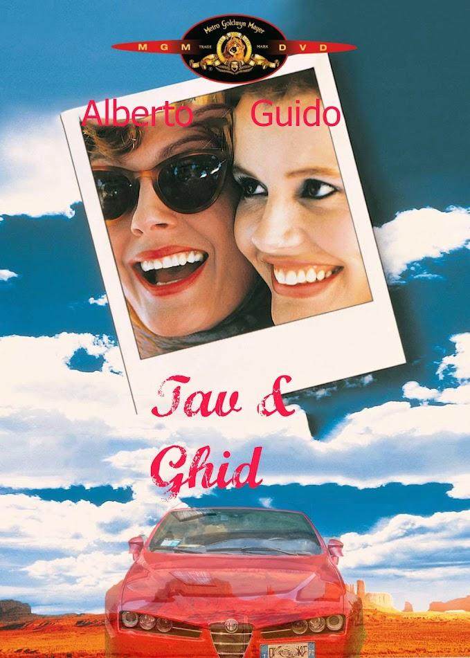 "Gta Detailing VS Alfa Romeo Spider ""Tav(Thelma) & Ghid (Louise)""  [Ghid,Tav86,Alesoft] Locandina%2BGTA%2BSpider"