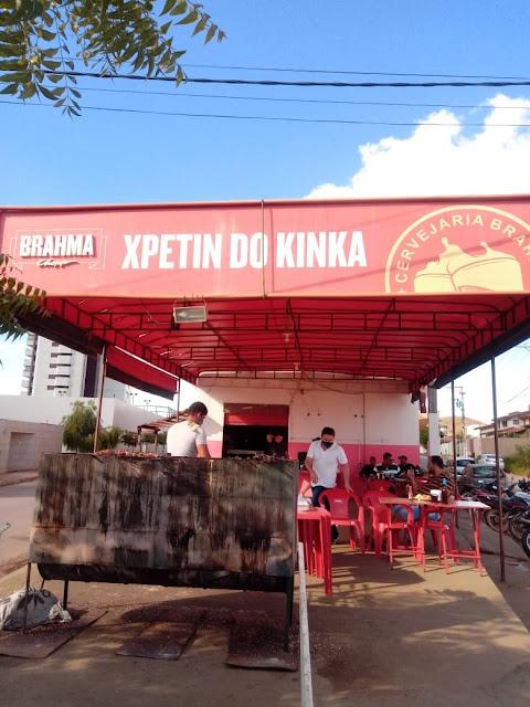 Xpetin do Kinka em Barreiras