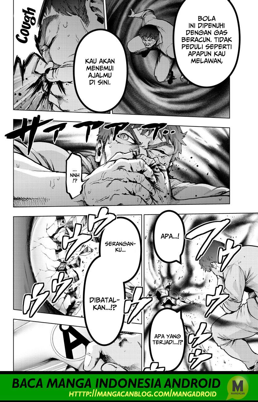 Mahou Shoujo Site Chapter 130