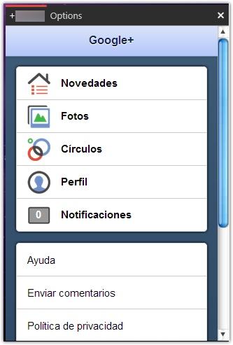 GClient: Aplicación para manejar Google + desde el escritorio de Windows