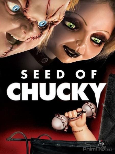 Ma Búp Bê 5: Đứa con của Chucky - Child's Play 5: Seed of Chucky