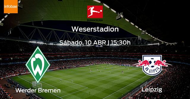 Watch Live Stream Match: Werder Bremen vs RB Leipzig